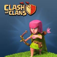 clash of clans game preview clash of clan archer